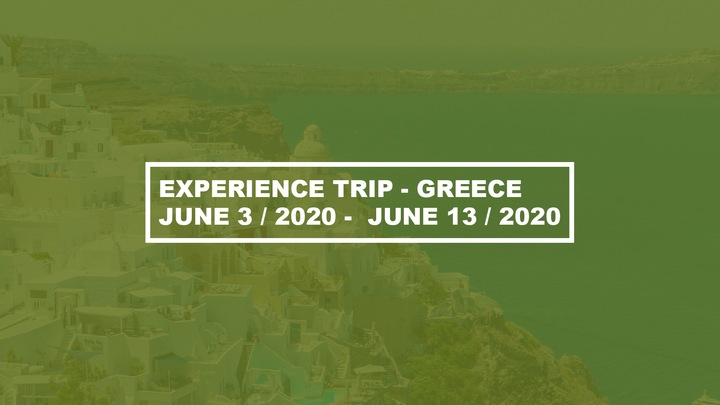 Experience Trip: Greece 2020 logo image