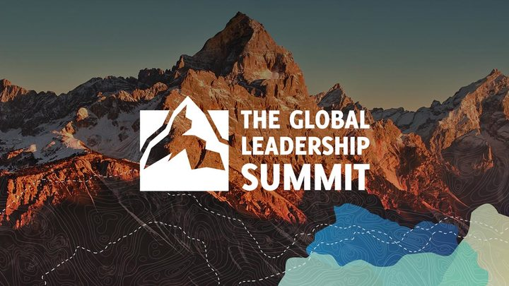 Global Leadership Summit logo image