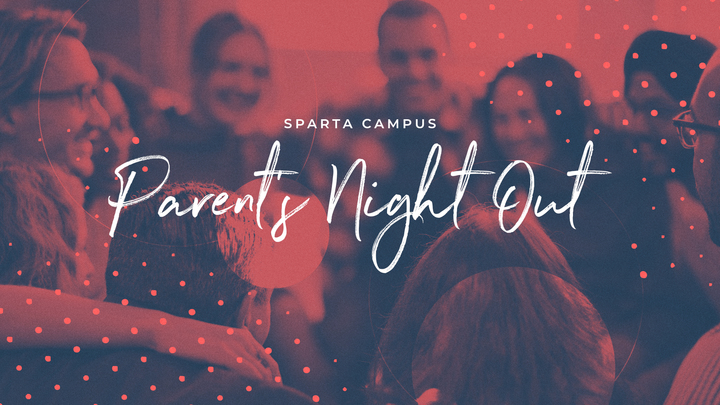 Sparta Campus MDO Parent's Night Out logo image