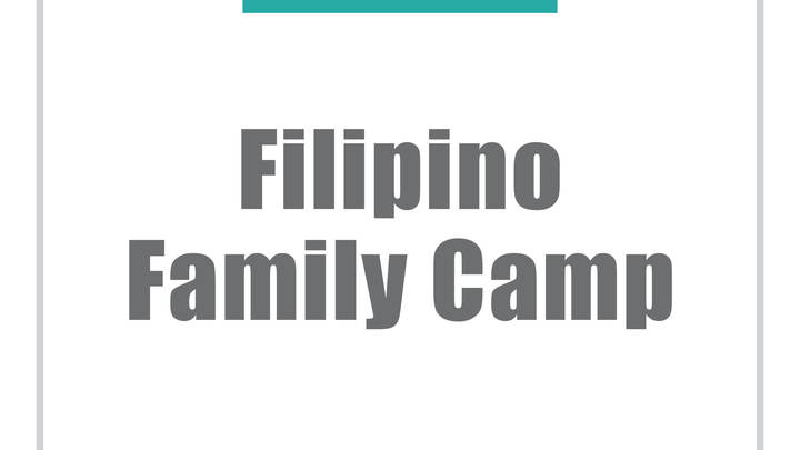 PIBC Filipino Family  Camp logo image