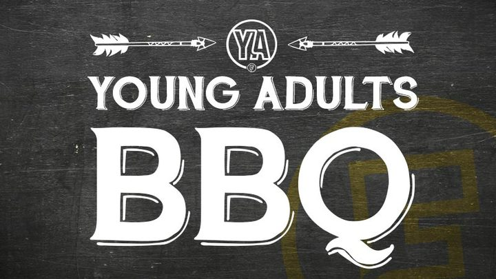 Young Adults Summer Life BBQ  logo image