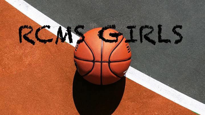 RCMS Girls Basketball Registration Fee 2019-2020 logo image