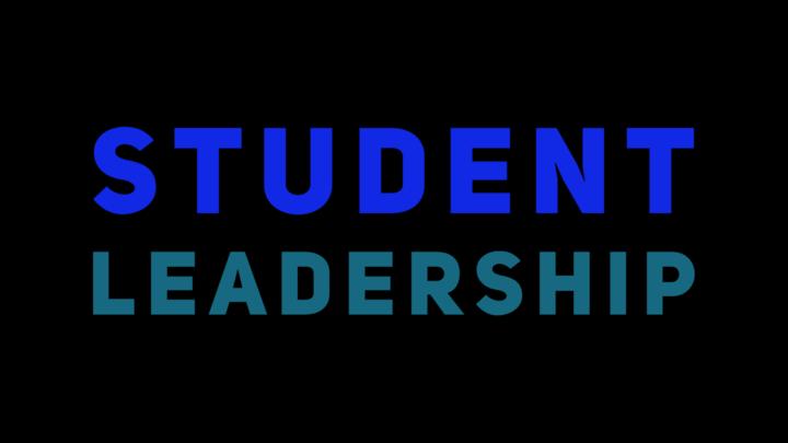 Student Leaders August 2019-June 2020 logo image