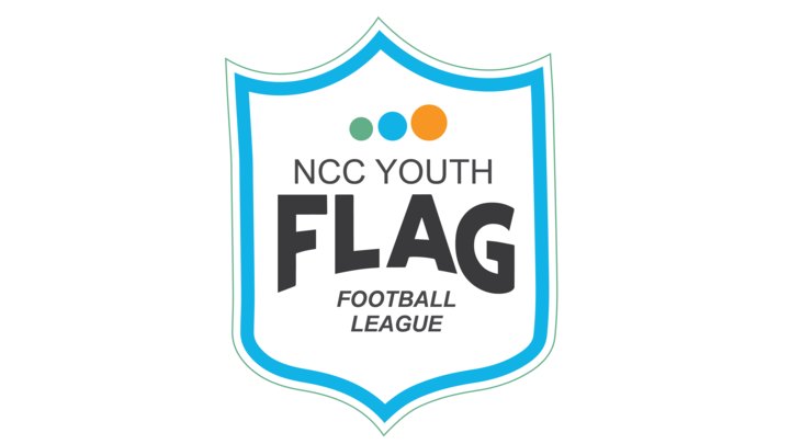 NCC Youth Flag Football League logo image
