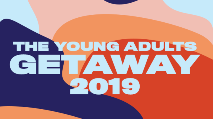 The Young Adults Getaway 2019 logo image