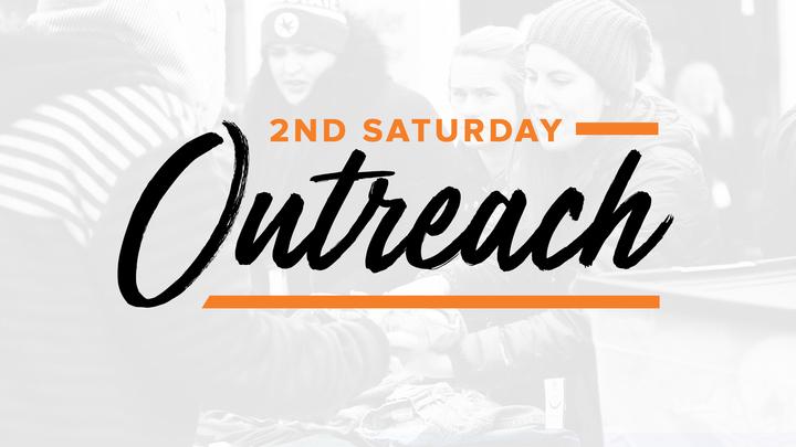 2nd Saturday Outreach | SEPTEMBER 2019 logo image