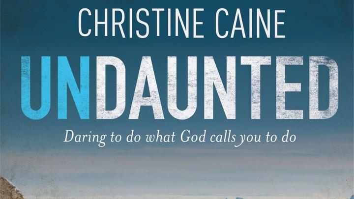 Undaunted: Daring To Do What God Calls You To Do logo image
