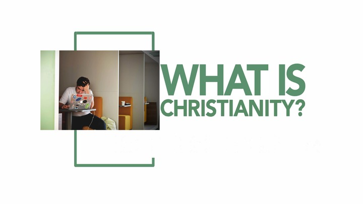 What is Christianity? | Draper logo image