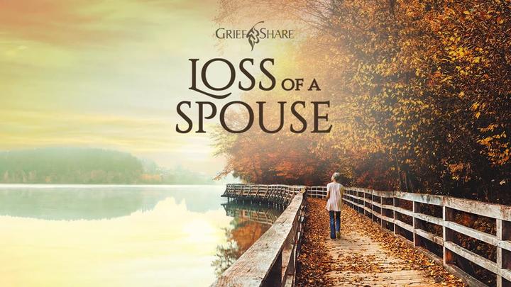 Loss of a Spouse Seminar logo image