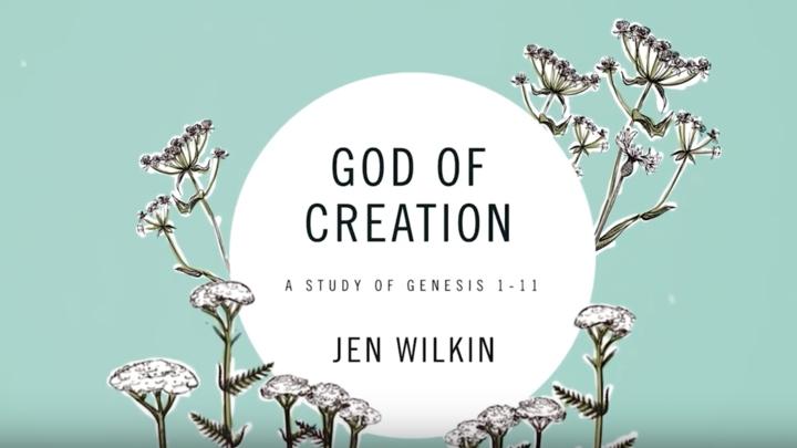 God of Creation by Jen Wilkin - Wed. AM study logo image