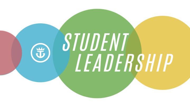Student Leadership logo image