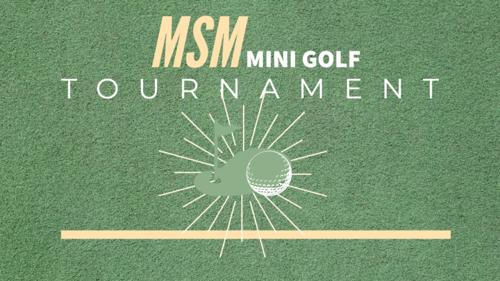 MSM Mini Golf Tournament | St. George logo image