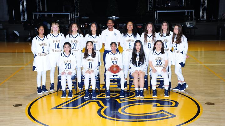 RCHS Girls Basketball Registration Fee 2019-2020 logo image