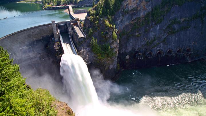 Canoe Metalline Falls to Boundary Dam logo image