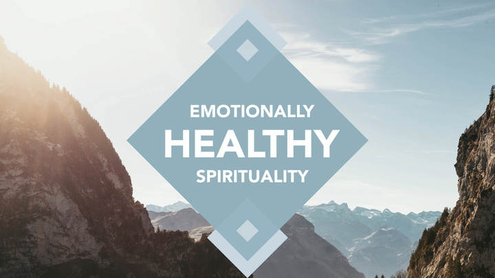 Emotionally Healthy Spirituality (EHS) Spring 2020 logo image