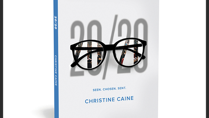 20/20 Seen Chosen Sent by Christine Caine - Wed. PM study logo image
