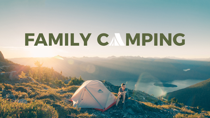 Parkwood Camping Trip logo image