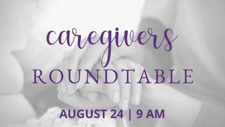 Caregivers Roundtable logo image