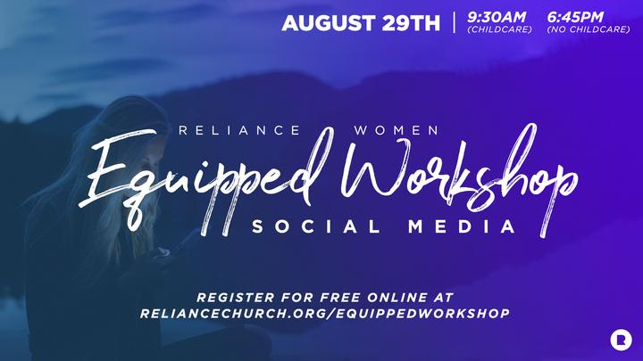 Equipped Workshop: Social Media logo image