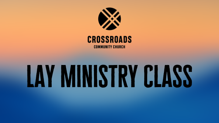 Lay Ministry Class logo image