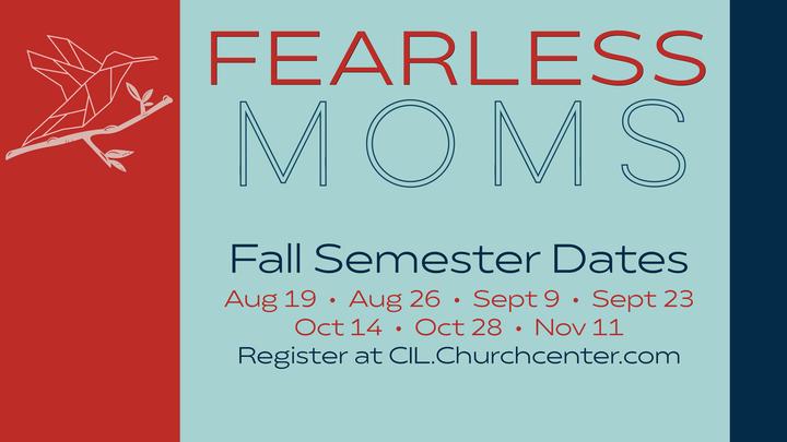 Fearless Moms logo image