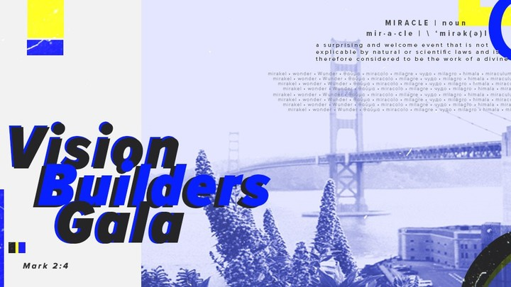VISION BUILDERS GALA  2019 logo image