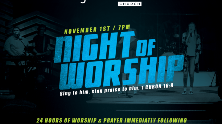 Night of Worship logo image