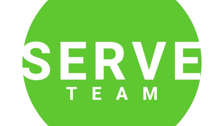 Serve Team Training logo image