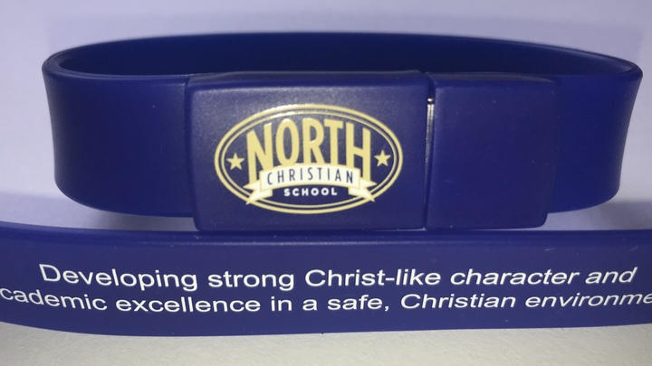 North Christian School USB Sale logo image