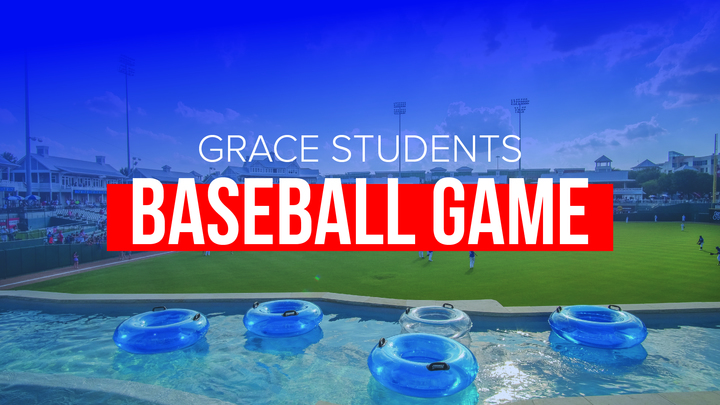 Grace Students Baseball Game in Frisco logo image
