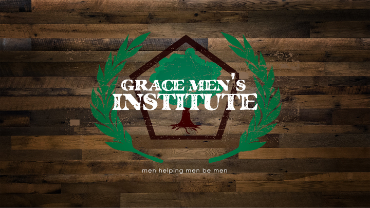 Grace Men's Institute - Thrive logo image