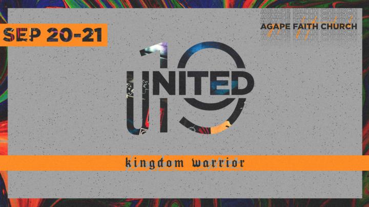 United19 Kingdom Warrior logo image