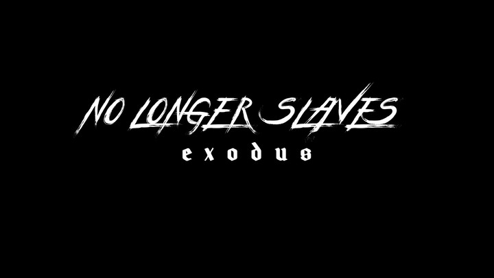Chosen Men: No Longer Slaves, Exodus logo image