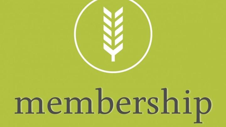 Membership Class - Sept 22nd, 2019 logo image