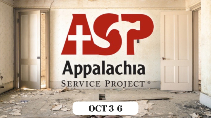 Appalachian Service Project logo image