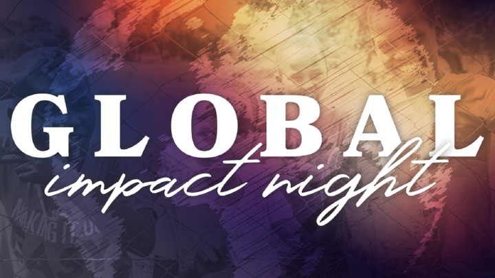 Global Impact Night  logo image