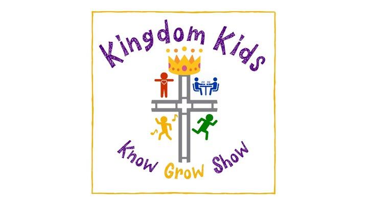 Kingdom Kids  logo image