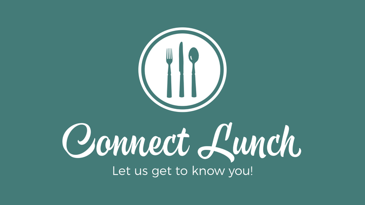September 22nd Connect Lunch logo image