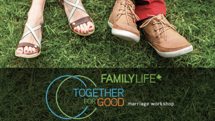 Together for Good Marriage Workshop logo image