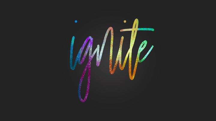 Ignite (Midweek Kids Ministry)  2019-2020 logo image