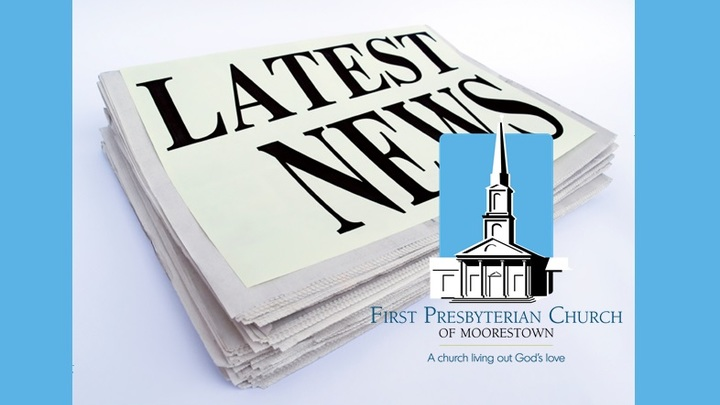 News from Pastor Spencer logo image
