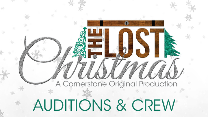The Lost Christmas Production Auditions & Crew Sign Up logo image