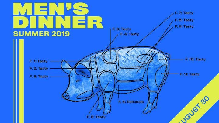 Men's Dinner (Fall 2019) logo image
