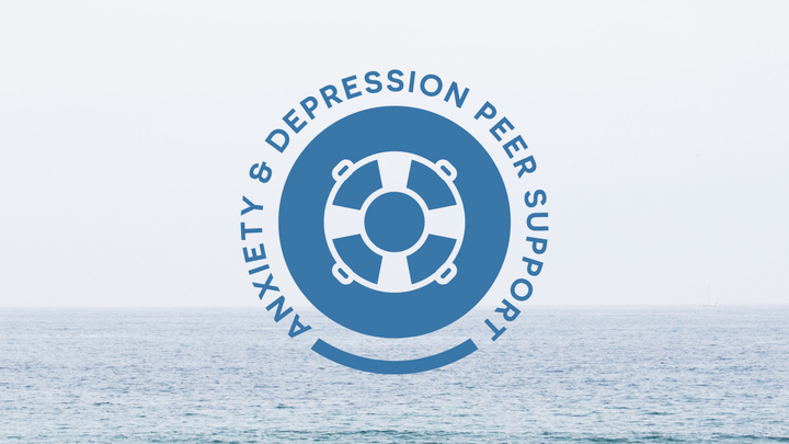 Depression & Anxiety Peer Support - Pre-Registration logo image