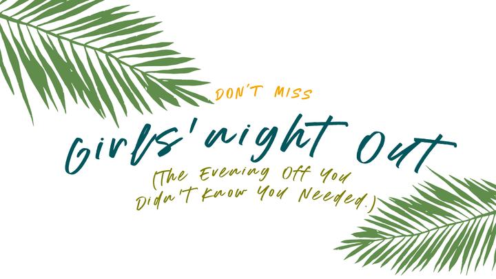 Girls' Night Out logo image