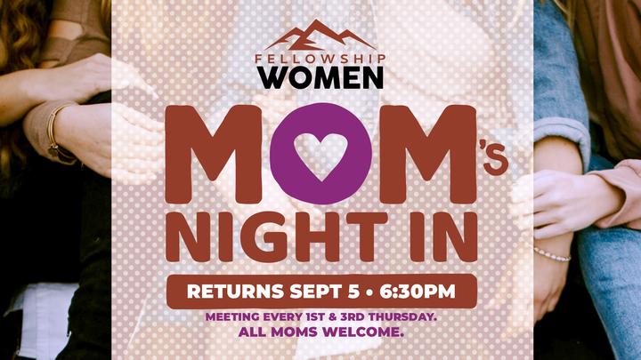 Mom's Night In logo image