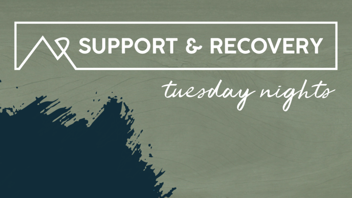 Support and Recovery Fall Session 2019 logo image