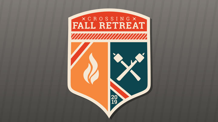 Crossing Fall Retreat 2019 logo image