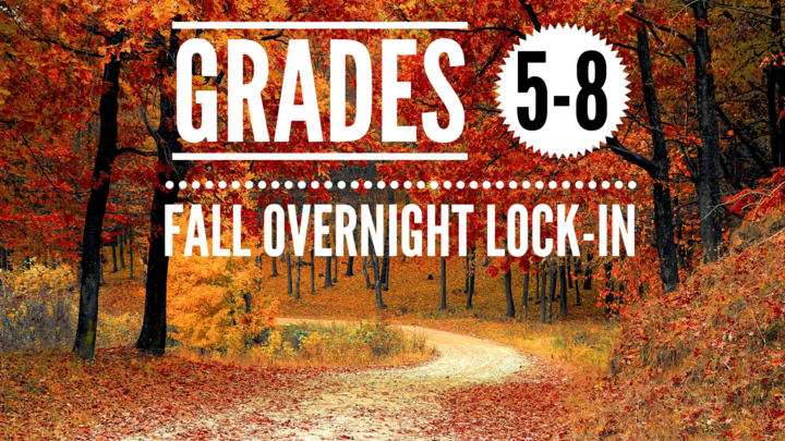 LightHouse Fall Lock-In logo image