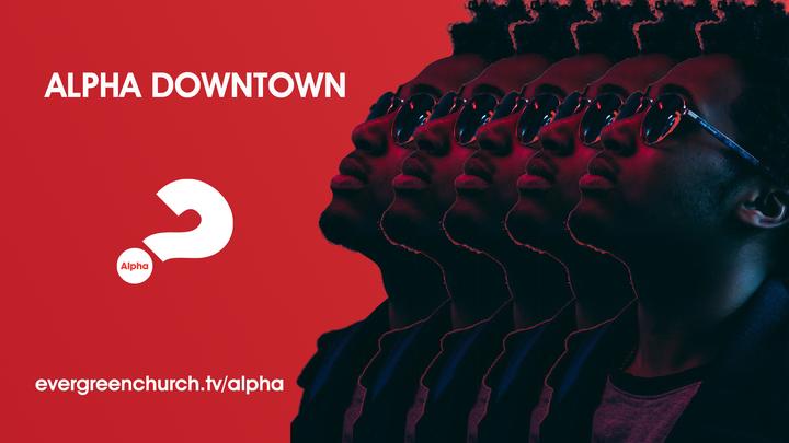 ALPHA DOWNTOWN logo image